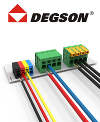 NEW to our product range: DEGSON