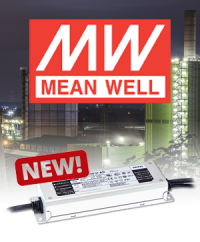 New in our range: Mean Well Series XLG