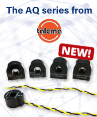 New in our range: The AQ series