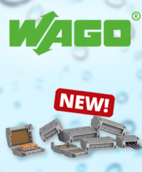 Reliable moisture protection: WAGO gel boxes for COMPACT connection terminals