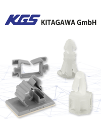 By far the best: KGS Kitagawa spacers and cable holders