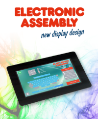 Smart touch displays in miniature format