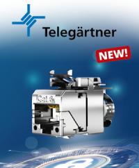 Shorter, safer and more reliable: The new AMJ-SL module from Telegärtner