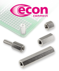 Available from stock: Spacer Bolts by econ connect