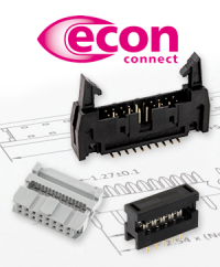 Robust and economical: The DIN 41651 connector system from econ connect