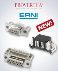 Range extension: D-Sub connectors and accessories