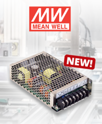 Premium series in the industrial control sector: The HRP series from Mean Well