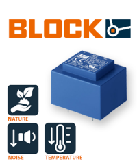 Not only a plus for the nature: New impregnation material at BLOCK transformers