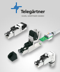 MFP8: Freedom in structured cabling from Telegärtner