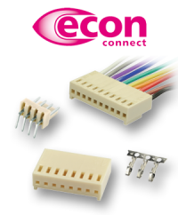 The fast and simple connector solution with a pitch of 2.54 mm