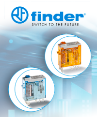 Always better: The new 46 series industrial relays from Finder