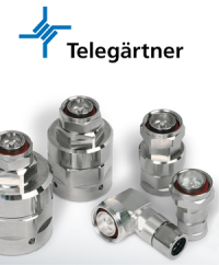 Rugged RF connectors: Telegärtner SIMFix