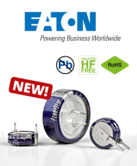 New to our range: KR SuperCaps from EATON