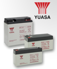 A real alternative: Yuasa's lead batteries